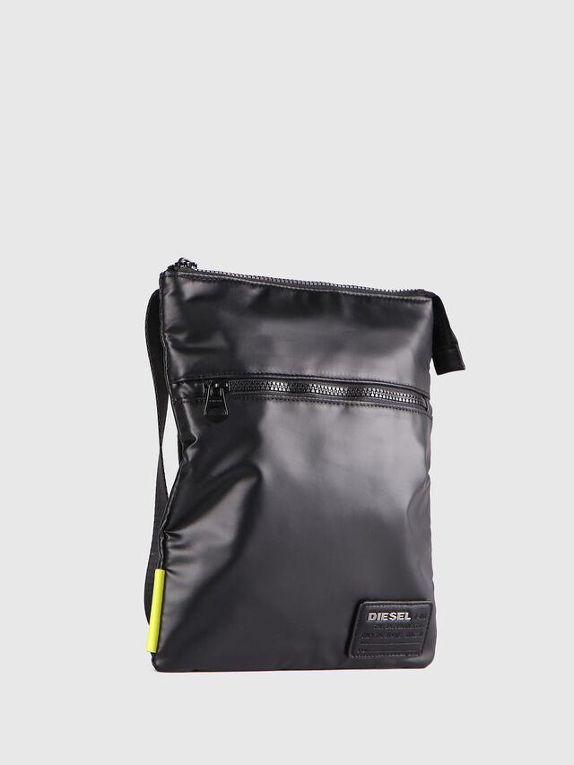 Diesel - F-DISCOVER CROSS, Black - Crossbody Bags - Image 3