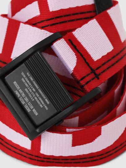 Diesel - B-MASER, Fire Red - Belts - Image 2