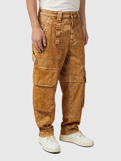 Diesel - D-Multy JoggJeans® 0AFAT, Light Brown - Jeans - Image 6