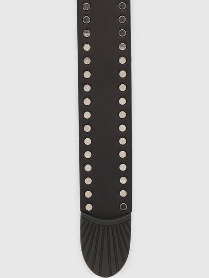 Diesel - B-LUGY, Black - Belts - Image 4