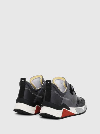 Diesel - S-BRENTHA LC, Grey - Sneakers - Image 3