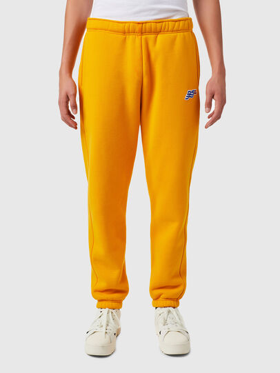 Diesel - P-CALTONY, Yellow - Pants - Image 1