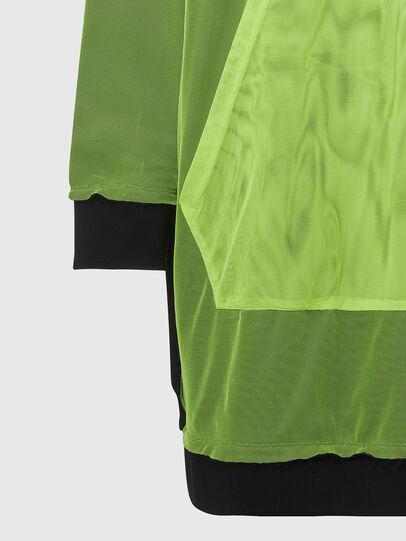 Diesel - D-ADO, Green - Dresses - Image 5