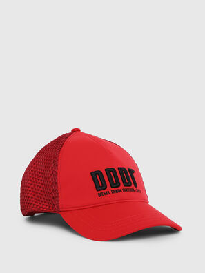 C-DDDR, Fire Red - Caps