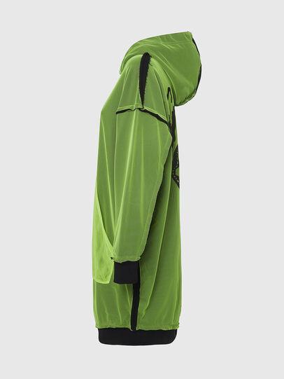 Diesel - D-ADO, Green - Dresses - Image 3