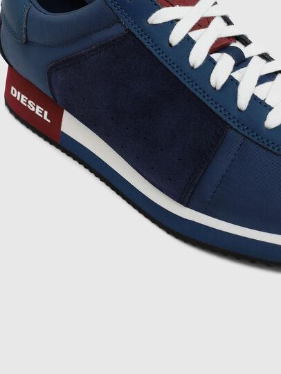 Diesel - S-PYAVE LC, Blue - Sneakers - Image 4