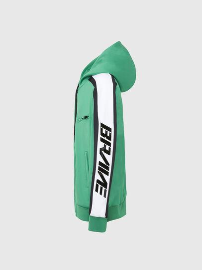 Diesel - S-STEEL, Green - Sweaters - Image 3