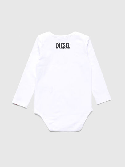 Diesel - LR ULLI VIC BOX, White - Apparel Kit - Image 3