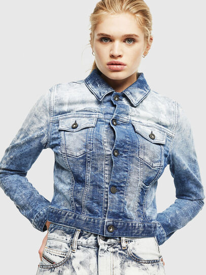 Diesel - D-LIMMY-T,  - Denim Jackets - Image 1