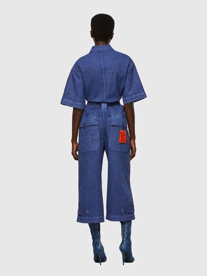 Diesel - DE-MARTY-SP, Blue - Jumpsuits - Image 2