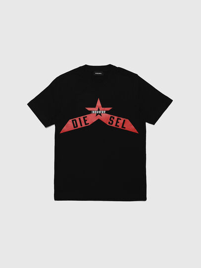 Diesel - TDIEGOA7, Black - T-shirts and Tops - Image 1