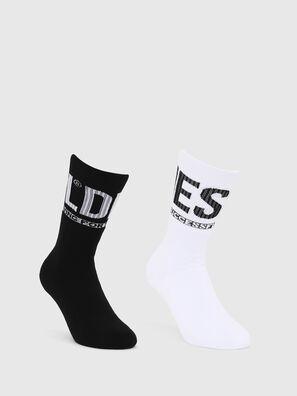 SKM-ZRAYBIPACK, Black/White - Underwear