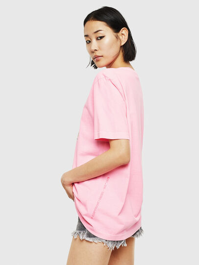 Diesel - T-JUST-NEON-S1,  - T-Shirts - Image 4