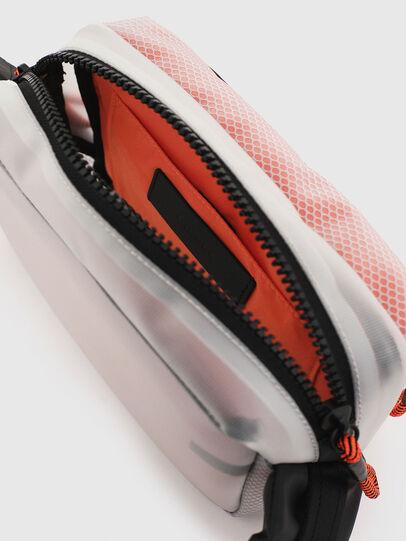 Diesel - FAROH, White/Orange - Belt bags - Image 6