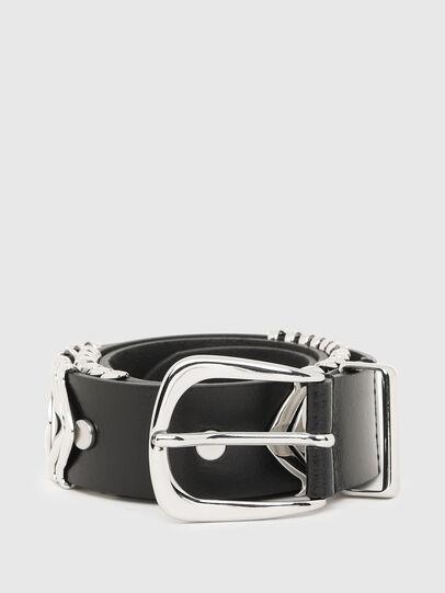 Diesel - B-BURNY, Black - Belts - Image 1