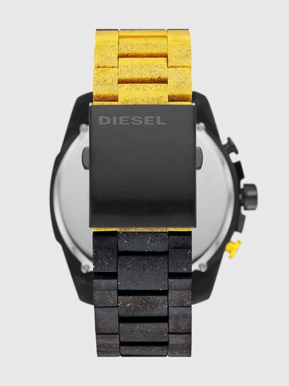 Diesel - DZ4539, Black/Yellow - Timeframes - Image 2