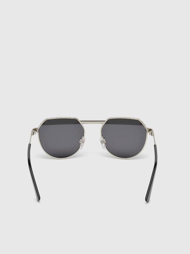 Diesel - DL0260, Black - Sunglasses - Image 4
