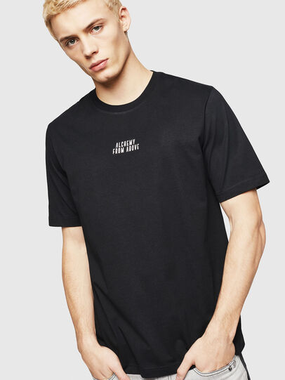 Diesel - T-JUST-A8, Black - T-Shirts - Image 1