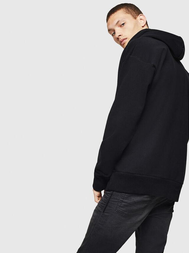Diesel - S-ALBY, Black - Sweaters - Image 2