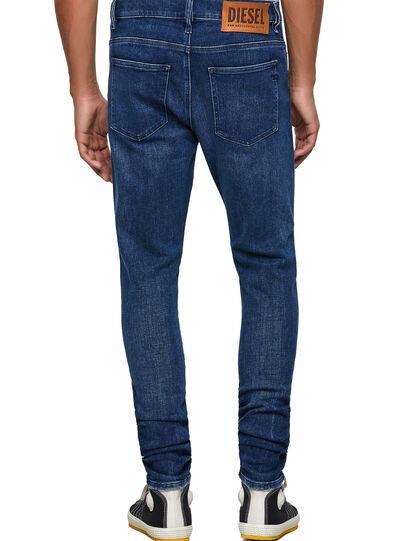 Diesel - D-Istort 009ZX, Dark Blue - Jeans - Image 2