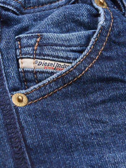Diesel - KROOLEY-B-N F JOGGJEANS, Medium blue - Jeans - Image 3