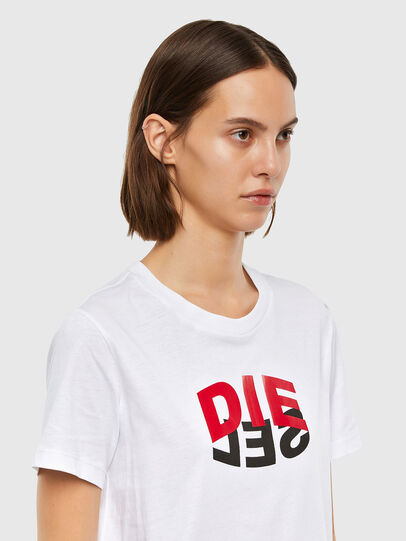 Diesel - T-SILY-V23,  - T-Shirts - Image 3