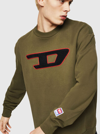 Diesel - S-CREW-DIVISION-D,  - Sweaters - Image 4
