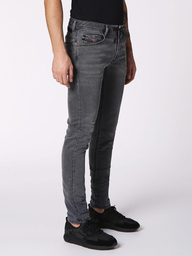 THOMMER CB JOGGJEANS 0689V, Grey jeans