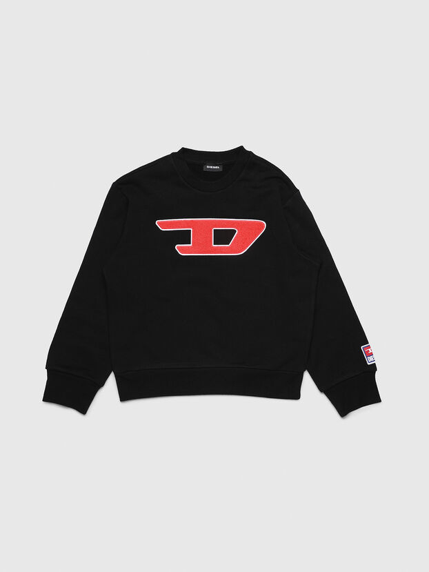 SCREWDIVISION-D OVER, Black - Sweaters