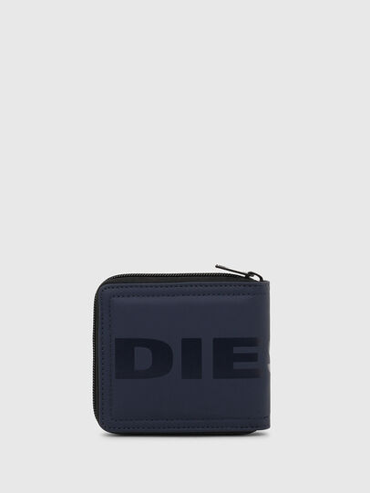 Diesel - ZIPPY HIRESH S, Dark Blue - Zip-Round Wallets - Image 2