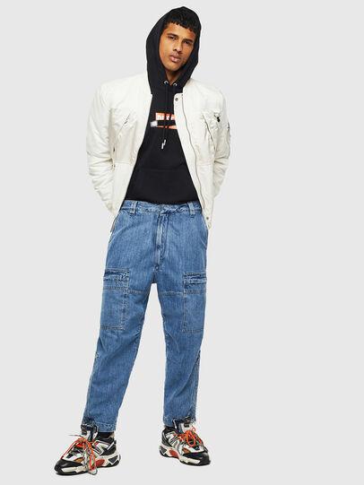 Diesel - D-Luks 009CL, Light Blue - Jeans - Image 8