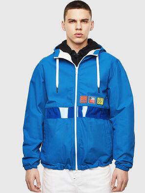 J-LINE, Blue - Jackets