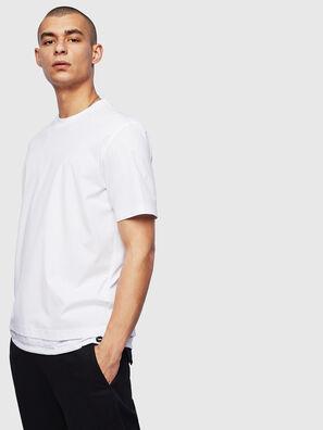 T-GLASSY, White - T-Shirts