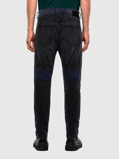 Diesel - D-Slack 009KZ, Black/Dark grey - Jeans - Image 2