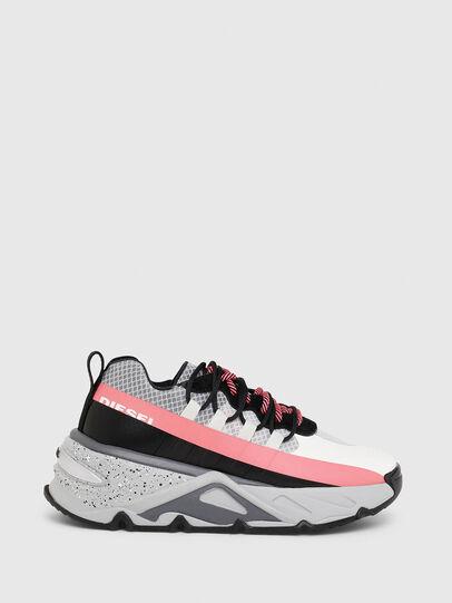 Diesel - S-HERBY SB, Gray/Black - Sneakers - Image 1