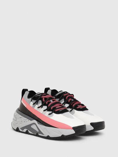 Diesel - S-HERBY SB, Gray/Black - Sneakers - Image 2