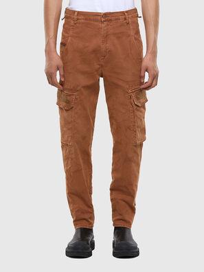 D-Krett JoggJeans® 069RJ, Light Brown - Jeans