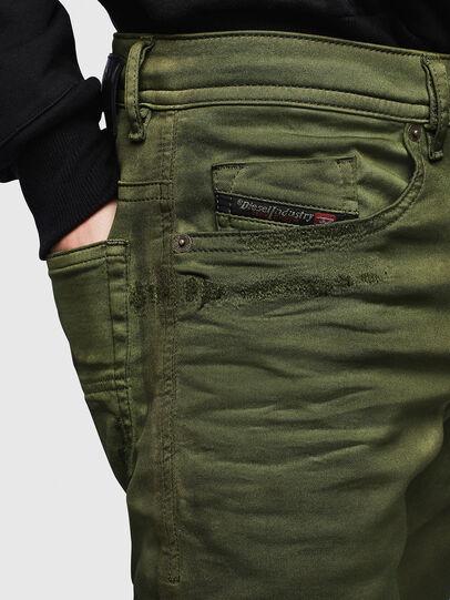 Diesel - Thommer JoggJeans 069MM, Green - Jeans - Image 3