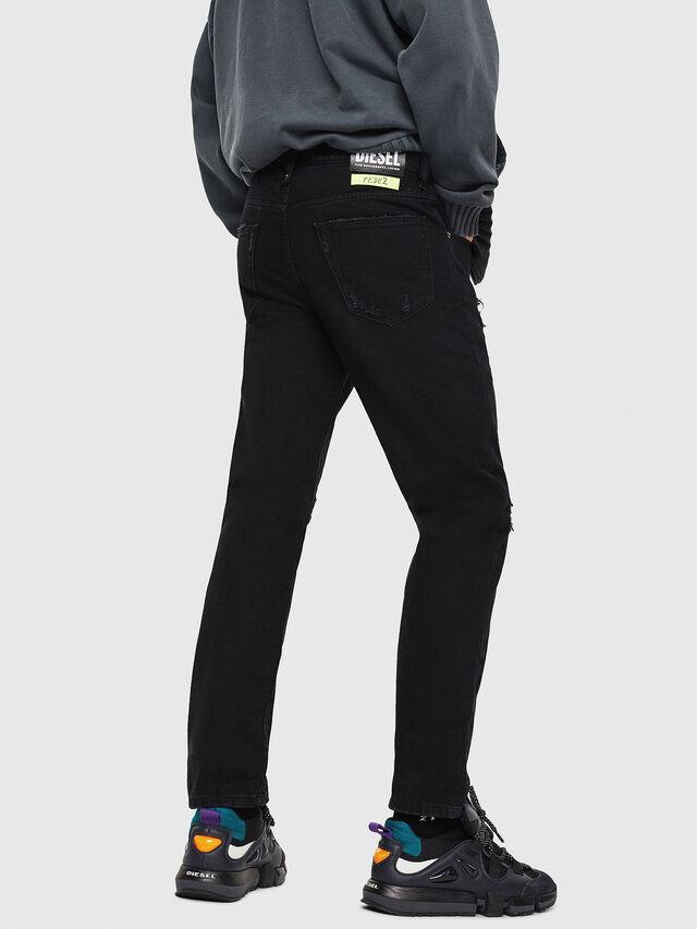 Diesel - Mharky 084TN, Black - Jeans - Image 2