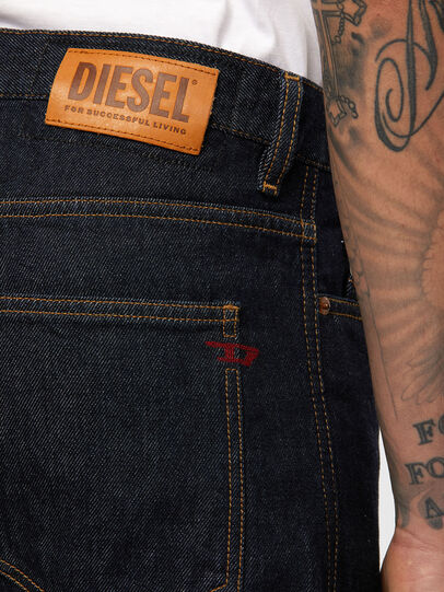 Diesel - D-Macs 009HP, Dark Blue - Jeans - Image 3