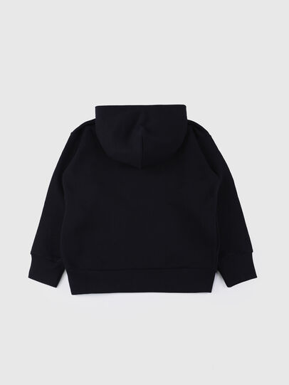 Diesel - SALBY OVER, Black - Sweaters - Image 2