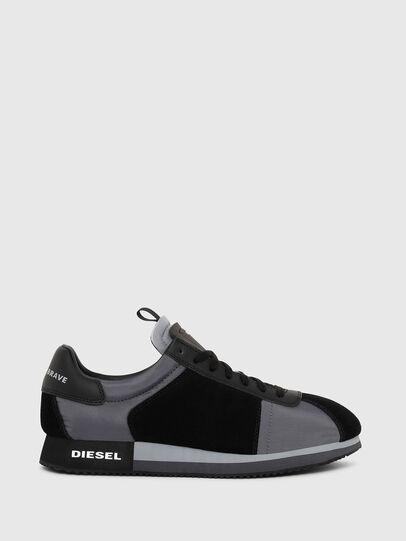 Diesel - S-PYAVE LC, Black - Sneakers - Image 1