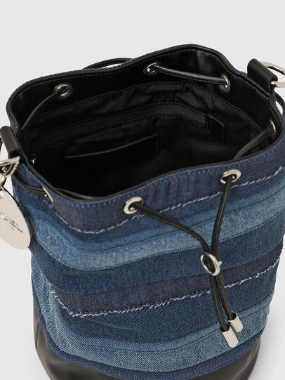 Diesel - RINDA, Blue - Crossbody Bags - Image 4