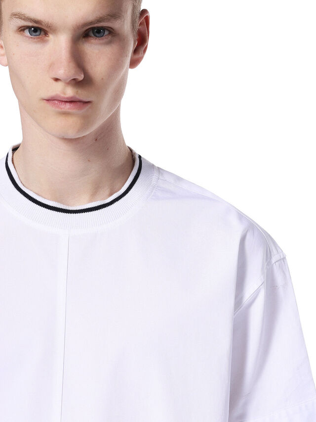 SOSSY, White