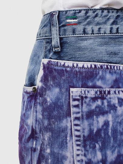 Diesel - D-Reggy 069NW, Medium blue - Jeans - Image 5