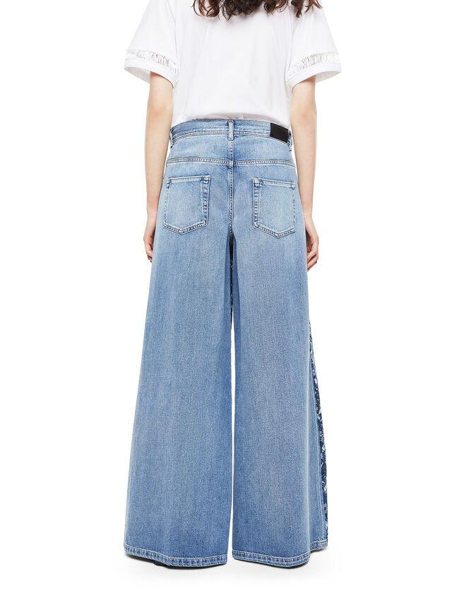 Diesel - TYPE-1908, Blue Jeans - Jeans - Image 2