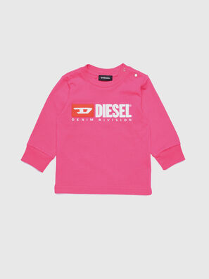 TJUSTDIVISIONB ML, Hot pink - T-shirts and Tops
