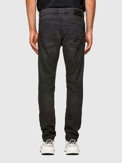 Diesel - Krooley JoggJeans 069QL, Black/Dark grey - Jeans - Image 2