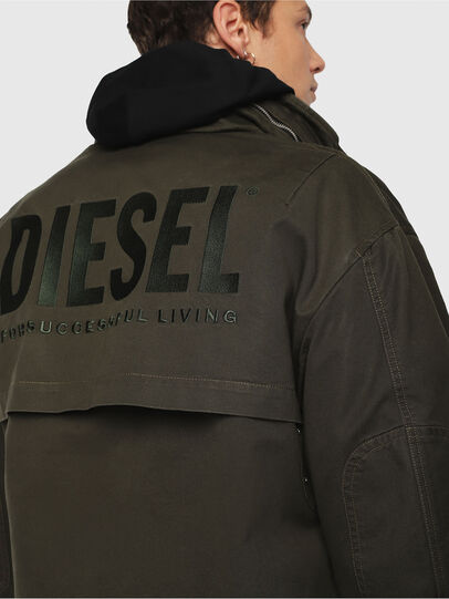 Diesel - J-TOUCHA,  - Jackets - Image 5