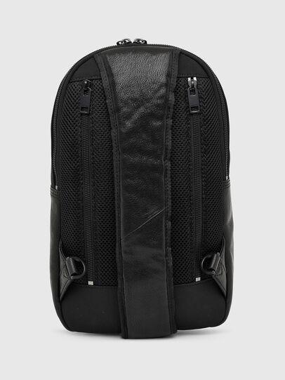 Diesel - F-SUSE MONO MR, Black - Crossbody Bags - Image 2